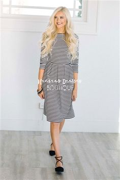 The Lucy! We are loving these adorable stripes!