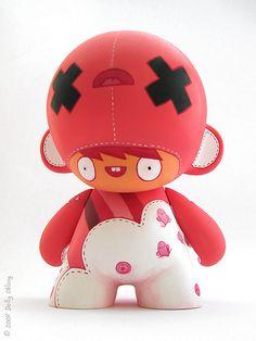 munny | ... : http://dollyoblong.blogspot.com/2009/09/custom-munny-garabat.html
