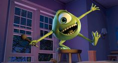 8 Things You Didn't Know About Monsters, Inc.