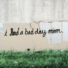 I had a bad day mom | VSCO Journal | Nick Hall