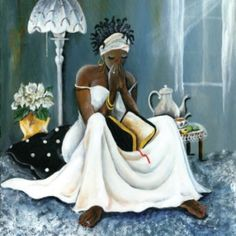 A woman that prays is a strong woman