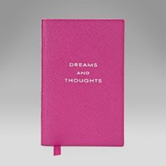Dreams and Thoughts' Wafer Notebook