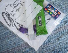 Goodiebagin sisältö voi olla sekä edullinen että ekologinen Candy, Sweets, Candy Bars, Chocolates