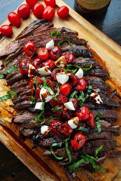 Grilling Recipes, Meat Recipes, Cooking Recipes, Healthy Recipes, Recipes Dinner, Salad Recipes, Food Network Recipes, Recipies, I Love Food