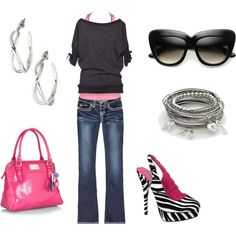 """""""Night out"""" by chrissy-currence on Polyvore"""