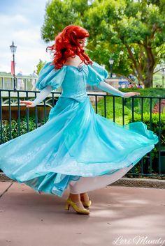 Ariel the little mermaid Ariel Disneyland, Ariel Disney World, Disney Princess Ariel, Disney Love, Disney Magic, Disney Parks, Disney Worlds, Disney Fairies, Princess Aurora