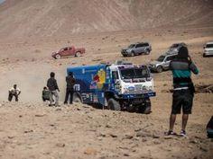 Está en duda el paso del Dakar 2015 por Calama y el norte de Chile