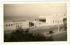 Foto storiche di Roma - Stabilimento Urbinati, Ostia  Fine anni '50