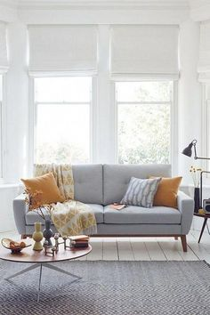 Amazing Modern Living Room Scandinavian Decoration for Your Home - Page 8 of 65 Living Room Furniture, Mid Century Living Room, Room Interior, Living Room Scandinavian, Home Decor, Living Room Grey, Interior Design, Living Decor, Home And Living