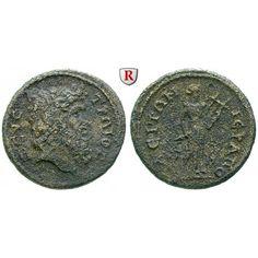 Römische Provinzialprägungen, Phrygien, Hierapolis, Autonome Prägungen, Bronze 2. Viertel 2.Jh. n.Chr., ss: Phrygien, Hierapolis.… #coins