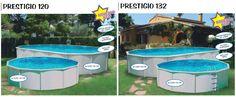 ¡NOVEDAD! La marca Toi nos presenta su nueva serie Prestigio. Una piscina de alta calidad, liner de 50/60 micras de grosor, cierres de seguridad en chapa, perfiles metálicos reforzados y una filtrado de arena de gran potencia y escalera de 8 peldaños. Visítanos y te asesoraremos sin compromiso. http://www.top-piscinas.com/piscinas-desmontables