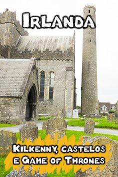 Veja o que fazer em Kilkenny, a cidade medieval de Game Of Thrones. Com seus castelos e cervejas, é um dos pontos de interesse na Irlanda.