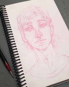 Oops I'm drawing attractive people on pinterest help.