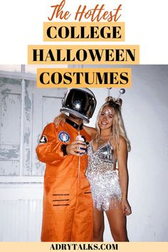 10 Hot AF Halloween Costumes for College Looking for an insanely cute and hot Halloween costume? Here are 15 super cute and unique college costumes that you can DIY and look amazing at your college Halloween party! Last Minute Halloween Costumes, Halloween Costumes For Teens, Halloween Looks, Halloween Party, Halloween Ideas, College Costumes, Group Costumes, Couple Costumes, Creative Costumes