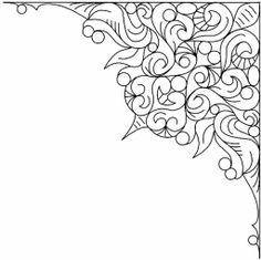 Pergamano šablony - free pattern - Kateřina Horáková - Picasa Web Albums