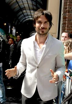 Ian Somerhalder - The CW Network's 2015 Upfront - May 14, 2015