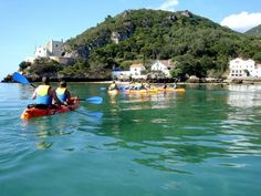 Kayaking Arrabida, Sesimbra - Go Discover Portugal travel