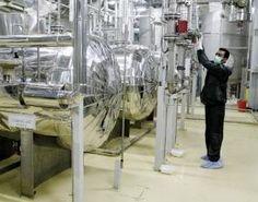 Iran's Uranium Conve