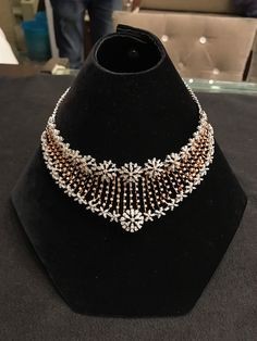 Diamond Necklace Set, Emerald Earrings, Diamond Pendant, Diamond Jewelry, Gold Jewelry, Jewelery, Jewellery Sketches, Latest Jewellery, Diamond Design