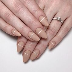 Line Nail Designs, Girls Nail Designs, Accent Nail Designs, Classy Nail Designs, Beautiful Nail Designs, Acrylic Nail Designs, Easy Designs, Cute Simple Nail Designs, Sophisticated Nails