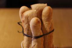 Kuch.com.pl: TRADYCYJNE BAGIETKI Bread, Food, Brot, Essen, Baking, Meals, Breads, Buns, Yemek