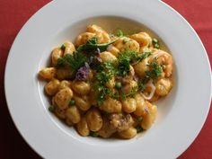 Shrimp and Chorizo Gnocchii Black Eyed Peas, Chorizo, Fine Dining, Shrimp, Favorite Recipes, Restaurant, Treats, Food, Twist Restaurant