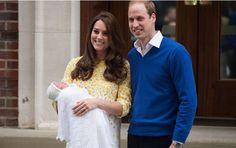 Das Royal Baby ist da! Das ist die kleine Schwester von Prince George.