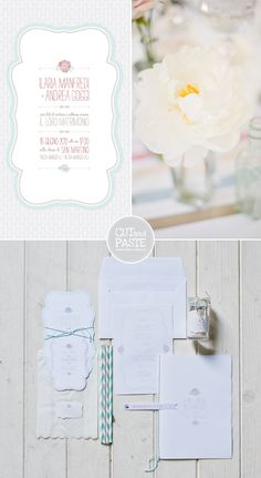 Die-Cutting Romantic Suite by CUTandPASTE