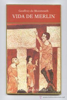 Vida de Merlín - Geoffrey de Monmouth