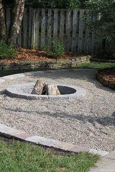 Gorgeous 87 DIY Backyard Fire Pits Design Ideas https://roomaniac.com/87-diy-backyard-fire-pits-design-ideas/