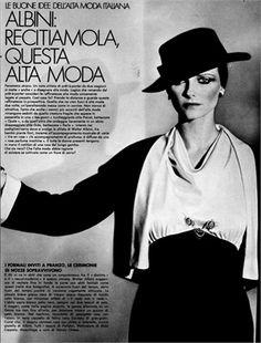 Vogue Italia, settembre 1975