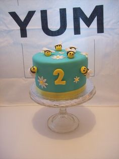 Bumble Bee Cake Auckland