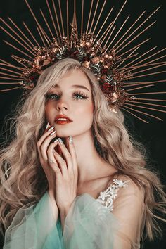 Portraits - Jovana Rikalo Aesthetic People, Aesthetic Girl, Face Aesthetic, Queen Aesthetic, Art Reference Poses, Photo Reference, Hair Reference, Reference Photos For Artists, Fantasy Photography