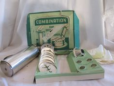 Vintage Cake Decorator  Cookie Press Aluminum  4 by GingerNIrie, $10.00
