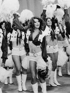 The Dallas Cowboy Cheerleaders (1972-1973)