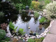 #Gartenterrasse Seen und natürliche Pools für den Garten  #decoration #art #house #besten #dekor #garten #dekoration #home #decor #neu #Ideen#Seen #und #natürliche #Pools #für #den #Garten