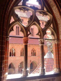 Malbork, Poland Malbork Castle, Poland Travel, Medieval Times, Central Europe, Homeland, Castles, Cool Pictures, Architecture Design, Places To Visit