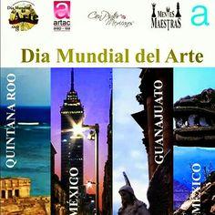 Dia Mundial del Arte en Mexico