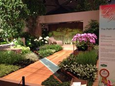Singapore garden festival  Gold medal 2012 Design by Paul Martin