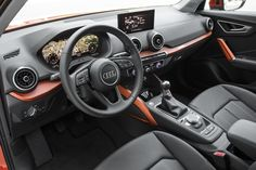 Audi Q2 interieur