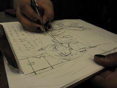 Titulo: Drawing Autor: Adriana Montserrat Ochoa Morales Fecha de realización: 28/11/15 Apertura de diafragma:2.8 F Velocidad de obturación:1/100 s ISO:100