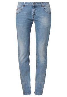 Opus LISENKA Relaxed fit jeans blue