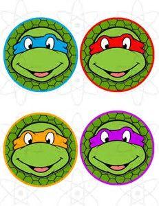Risultati immagini per toppers tortugas ninja Turtle Birthday Parties, Ninja Turtle Birthday, Ninja Turtle Party, Boy Birthday, Birthday Cakes, Ninja Turtle Invitations, Lego Invitations, Ninja Turtle Cupcakes, Turtle Cakes