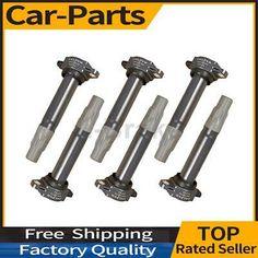 Set of 6 Delphi Direct Ignition Coils for Chrysler Dodge Avenger VW Routan V6