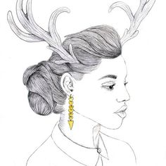 Just dug out this oldie! #illustration #throwback #illustrator #illustrate #tbt #freelance #freelanceillustration #graphicdesign #visualcommunication #editorial #editorialillustration #theclothesmaiden #clothesmaiden #antlers #deer #doe #girl #fashion #fashionillustration #style #stag #fawn (scheduled via http://www.tailwindapp.com?utm_source=pinterest&utm_medium=twpin&utm_content=post121744189&utm_campaign=scheduler_attribution)