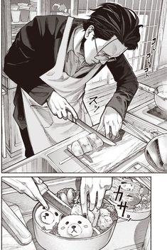 Gokushufudou: The Way of the House Husband Chapter 1 - MangaHasu Manga Art, Anime Manga, Anime Art, Danshi Koukousei No Nichijou, Onii San, Slice Of Life Anime, Pokemon, Manga Story, Anime Reccomendations