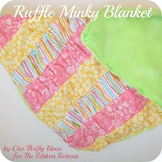 how-to-make-a-ruffle-minky-blanket