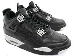 34802280d55 2018 Purchase Air Jordan 4 (IV) Retro 1999 Black Black Cool Grey 136030 001