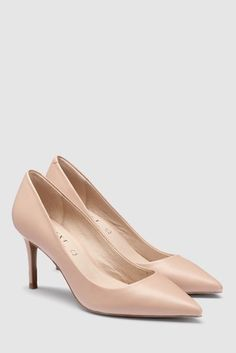 Buy Leather Courts from the Next UK online shop Holiday Shoes, Occasion Wear, Uk Online, Clarks, Ankle Strap, Uggs, Kitten Heels, Shoes Sandals, Black Leather