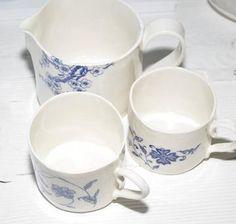 GIOVElab - #Mug in #porcellana con decorazione floreale